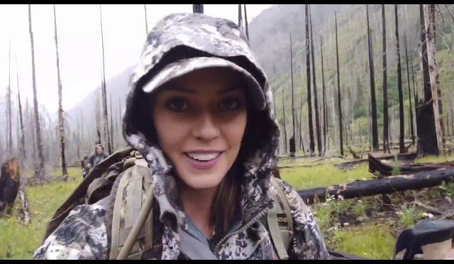 First experience elk hunting out west!